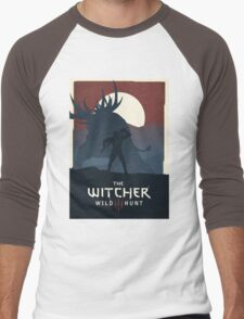 The Witcher Men's Baseball ¾ T-Shirt