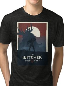 The Witcher Tri-blend T-Shirt