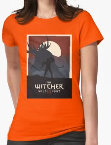 The Witcher Womens Fitted T-Shirt
