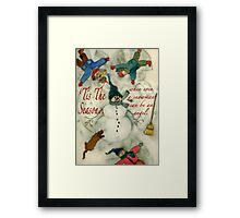 'Tis The Season!!!! Framed Print