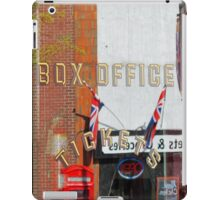At the Box Office  iPad Case/Skin