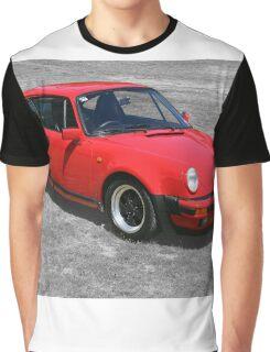 1985 Porsche 911 Turbo/Porsche 930 Graphic T-Shirt