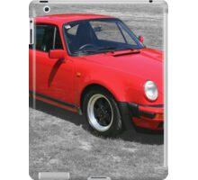 1985 Porsche 911 Turbo/Porsche 930 iPad Case/Skin