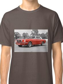 Red Mustang Classic T-Shirt