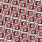 Eloise + Hugo Tessellation by black-ink