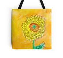The most beautiful sunflower Tote Bag