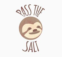 Stoner Sloth - Pass the salt (male) T-Shirt