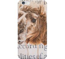 Anna III iPhone Case/Skin