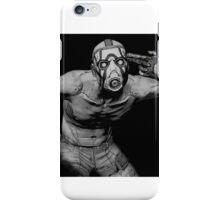 border lands art iPhone Case/Skin