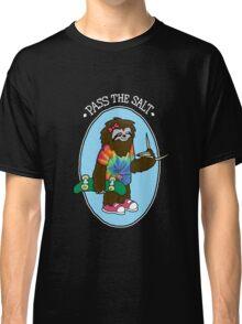 Stoner Sloth - Pass The Salt (for black shirts) Classic T-Shirt