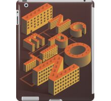 House Inception iPad Case/Skin