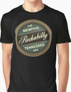 THE Memphis Rockabilly Tennessee Graphic T-Shirt