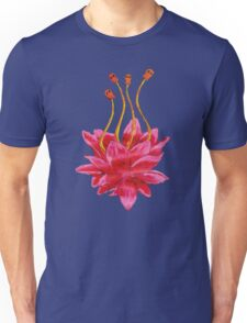 Painted Flower Unisex T-Shirt