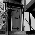 Door to the Boathouse Inn by AnnDixon