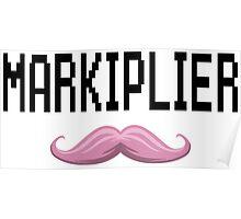 Markiplier Mustache Poster