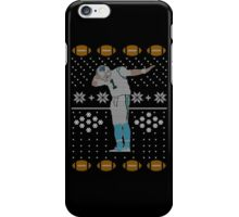 Cam Newton Dab Ugly Christmas iPhone Case/Skin