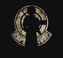 Capsule Corps. Logo Future Trunks Silhouette Unisex T-Shirt