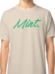 Mint. Classic T-Shirt