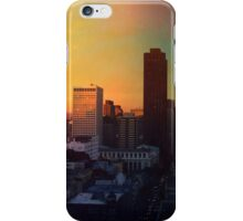 Sun's Coming Up iPhone Case/Skin