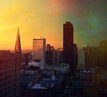 Sun's Coming Up by Daniel Montero