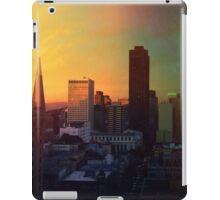 Sun's Coming Up iPad Case/Skin