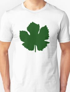 Grape Leaf Unisex T-Shirt