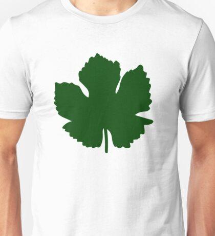 Grape Leaf Unisex T-Shirt