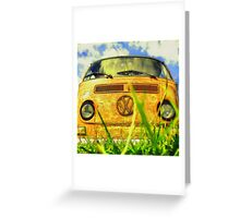 Summers bay Greeting Card