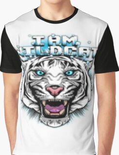 I am WildCat Graphic T-Shirt