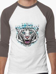 I am WildCat Men's Baseball ¾ T-Shirt