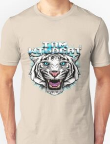 I am WildCat Unisex T-Shirt