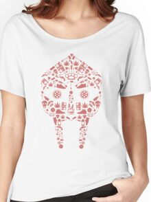 DOOM Mask Women's Relaxed Fit T-Shirt