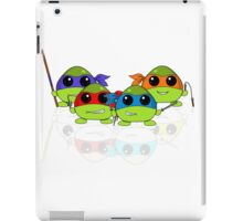 Cute Teenage Mutant Ninja Turtles iPad Case/Skin