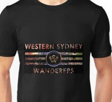 Western Sydney Wanderers - A-League Unisex T-Shirt