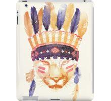 The Big Chief iPad Case/Skin