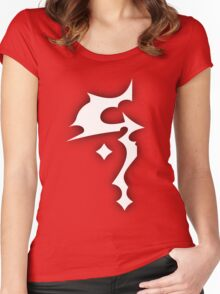 LoK- Raziel's Symbol Women's Fitted Scoop T-Shirt