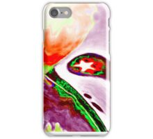 Abstract shoe 1 iPhone Case/Skin