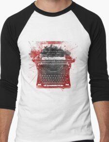 What Richard Castle Said 2.0 Men's Baseball ¾ T-Shirt
