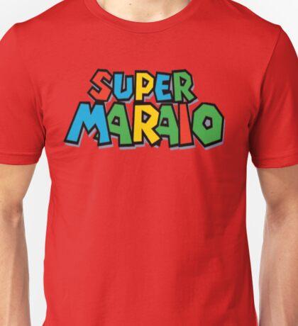 Super Maraio Unisex T-Shirt