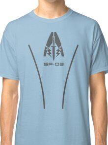 James Vega Marines Shirt Classic T-Shirt