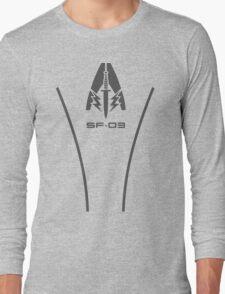 James Vega Marines Shirt Long Sleeve T-Shirt