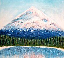 Dawn Mountain by James McKenzie