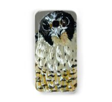 Peregrine Falcons 3 & 4 - Growing Up Samsung Galaxy Case/Skin
