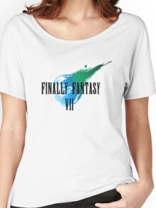 Finally Fantasy 7 Women's Relaxed Fit T-Shirt