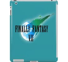 Finally Fantasy 7 iPad Case/Skin
