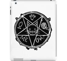 Satanic Kitty iPad Case/Skin