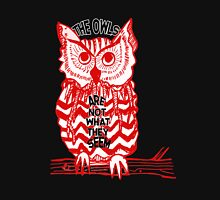 the owls are not what they seem Pullover