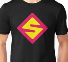 IISuperwomanII Colored Logo! Unisex T-Shirt