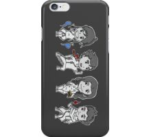 Team Avatar Korra Chibi iPhone Case/Skin