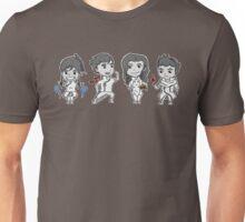 Team Avatar Korra Chibi Unisex T-Shirt